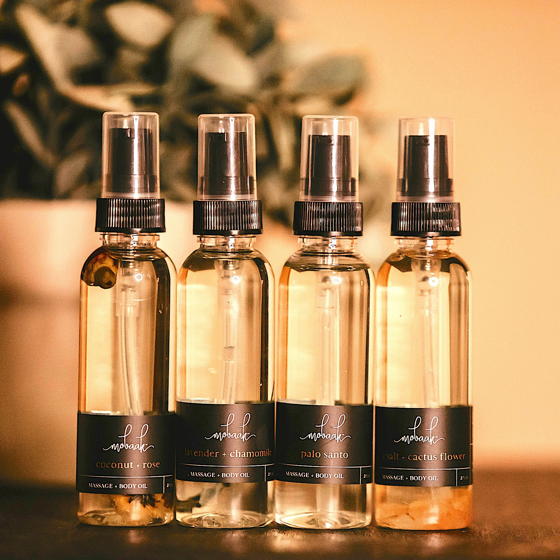Body Oil • Travel Size