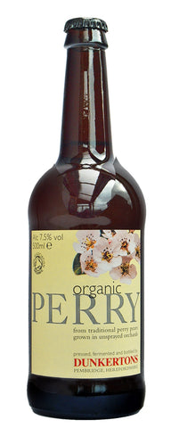 Dunkertons Organic Perry 500ml