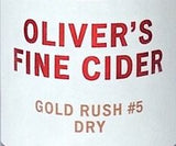 Oliver's Gold Rush #5 - Off Dry Cider 330ml