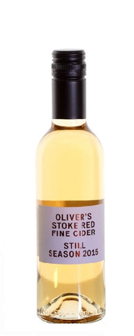 Oliver's Stoke Red - Medium Sweet Still Cider 375ml