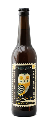 Perry's Cider Barn Owl - Farmhouse Medium Cider 330ml