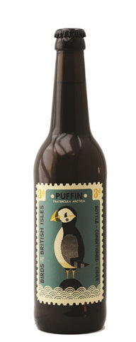 Perry's Cider Puffin Bottled Conditioned Dry Cider 330ml