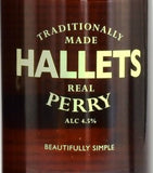 Hallets Real Perry - Medium Perry 500ml