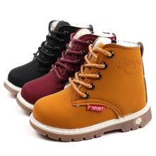 High Top Worker Boots (PRE-ORDER ITEM)