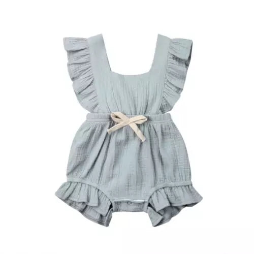 Mary Romper - Grey