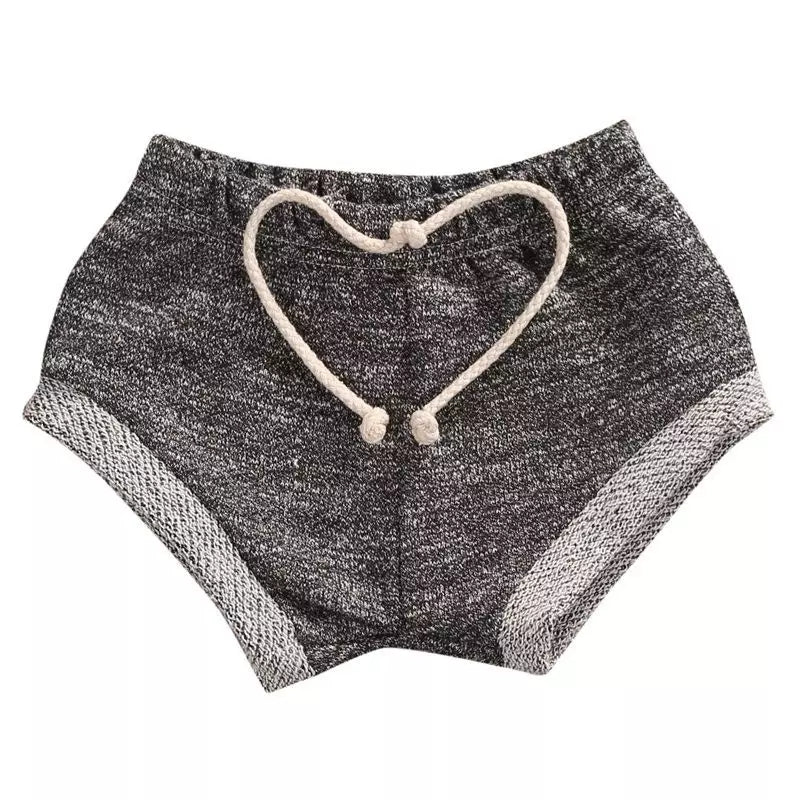 Grey Summer Shorties (9-18m - 18-24m)