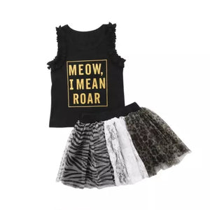 Meow, I Mean Roar Set