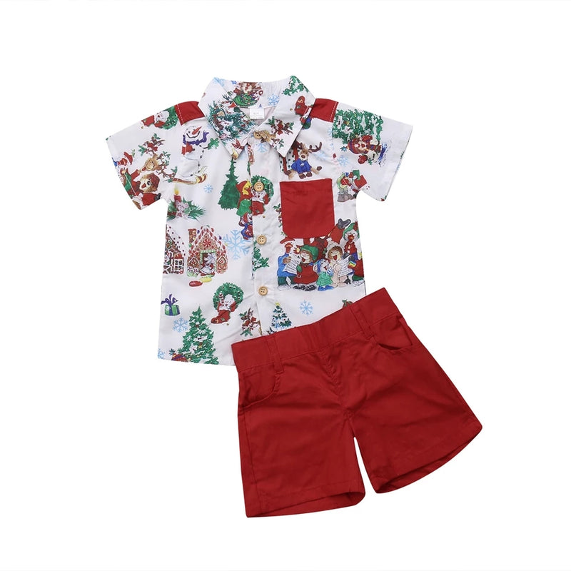 Summer Christmas Set