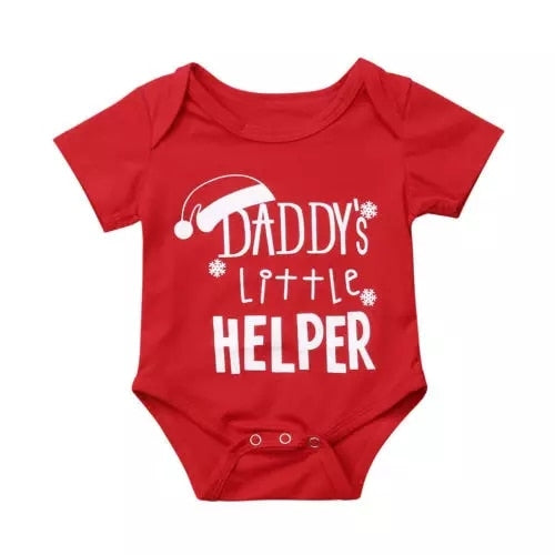 Daddy's Little Helper Bodysuit (size 3-6m)