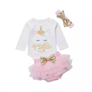 Sparkle 3pc Set