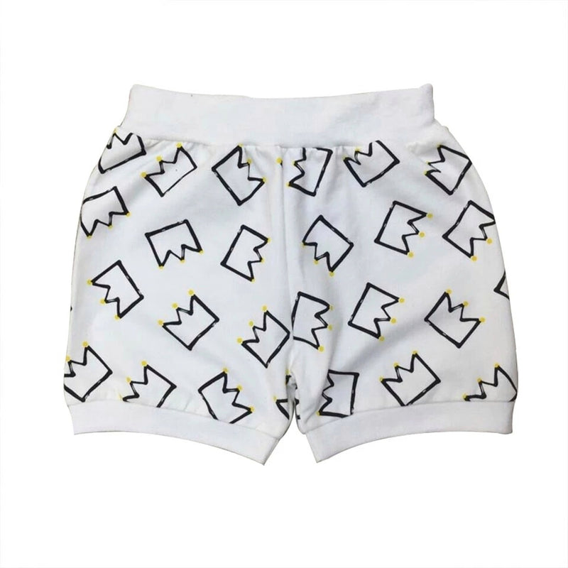 Crown Shorts (size 1 & 2)