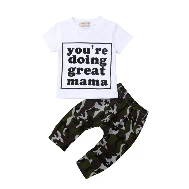 You're Doing Great Mama Set