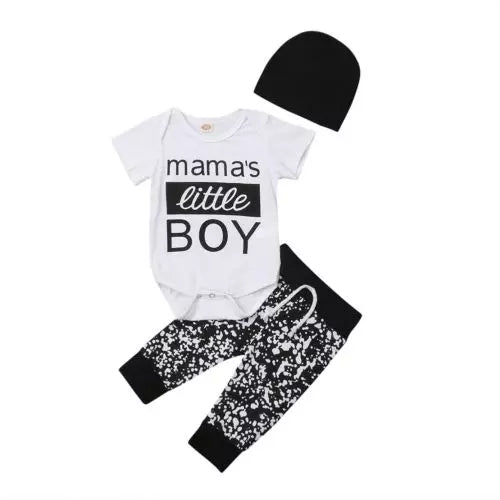 Mama's Little Boy 3pc Set