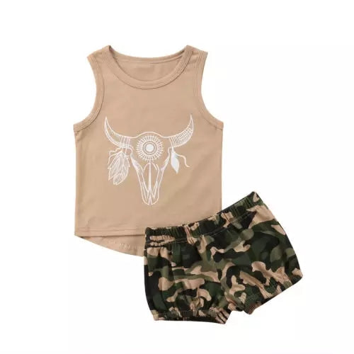 Bailey Camo Set (unisex)