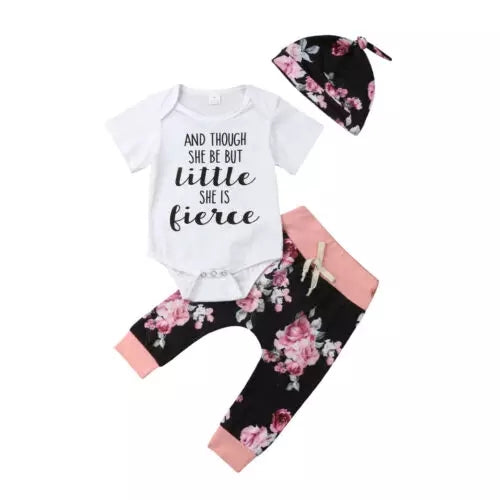 Little but Feirce 3pc Set