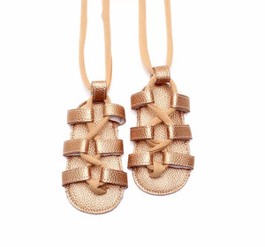Gladiator Tie Up Sandals