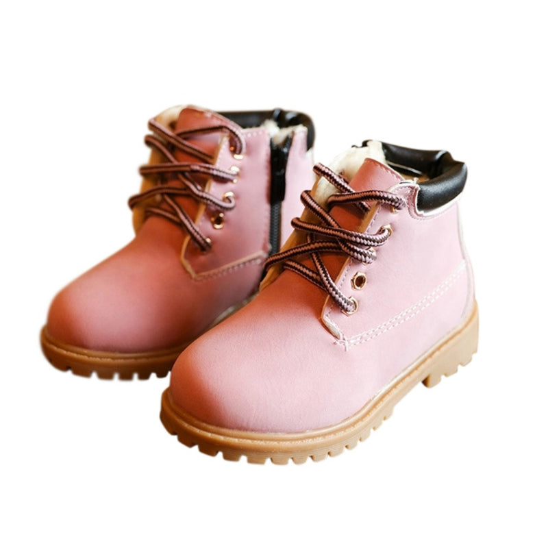 Girls Worker Boots (PRE-ORDER ONLY)
