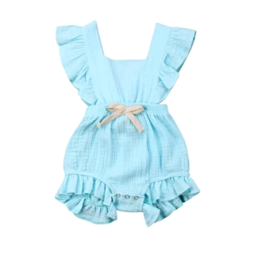 Mary Romper - Blue