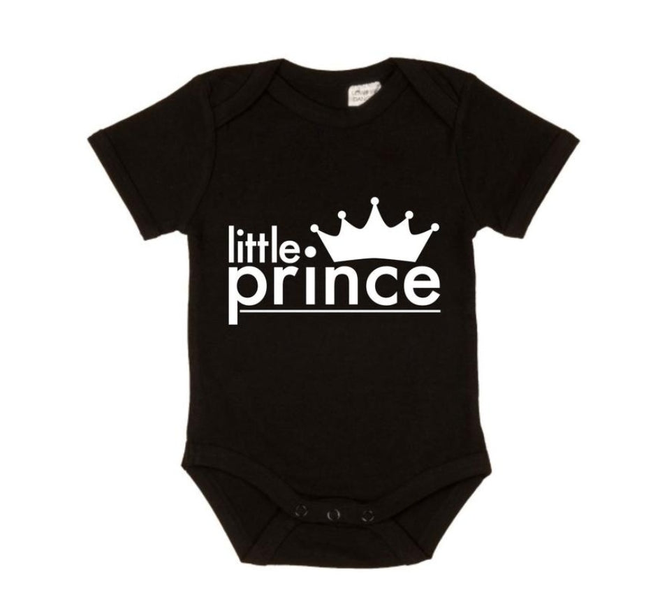 MLW By Design - Little Prince Bodysuit