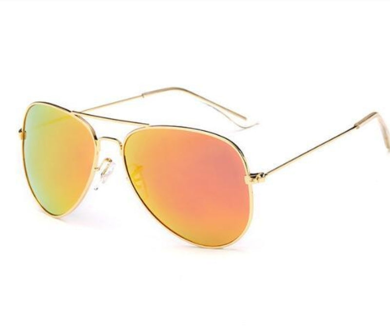 Sunshine Days - Kids Aviator Sunglasses