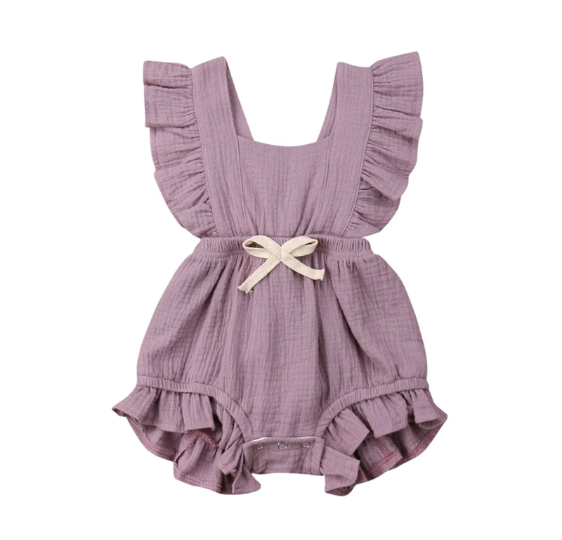 Mary Romper - Purple