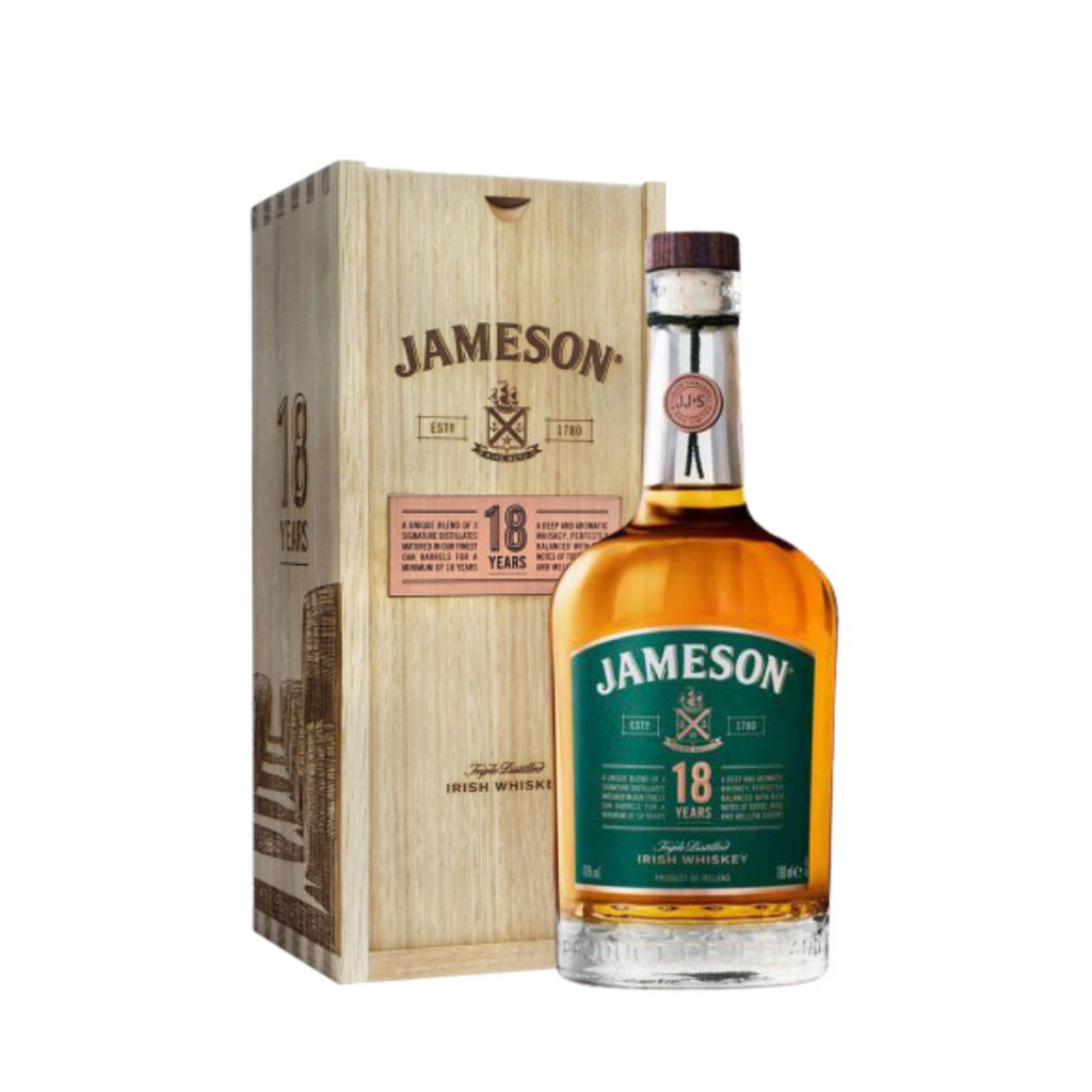Jameson 18 Year Old 700ml