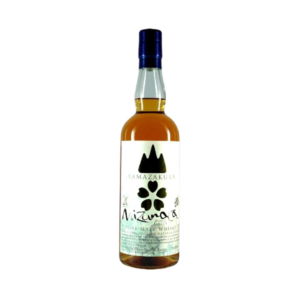 Yamazakura 20 Year Old pure malt Mizunara Cask - Asaka Distillery 700ml