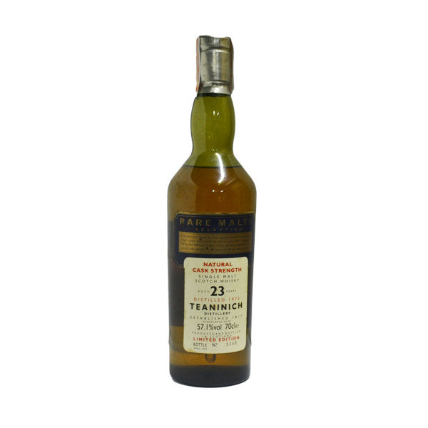 Teaninich 23 Year Old Rare Malts (Distilled 1973)