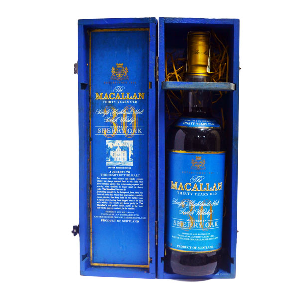 The Macallan 30 Year Old