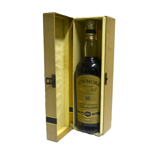 Bowmore 16 Year Old Islay Single Malt (Sherry Matured)