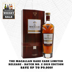 Macallan Rare Cask Batch No. 02 2019 Release 700ml