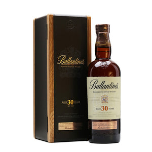 Ballantines 30 Year Old Blended Scotch Whisky 70cl