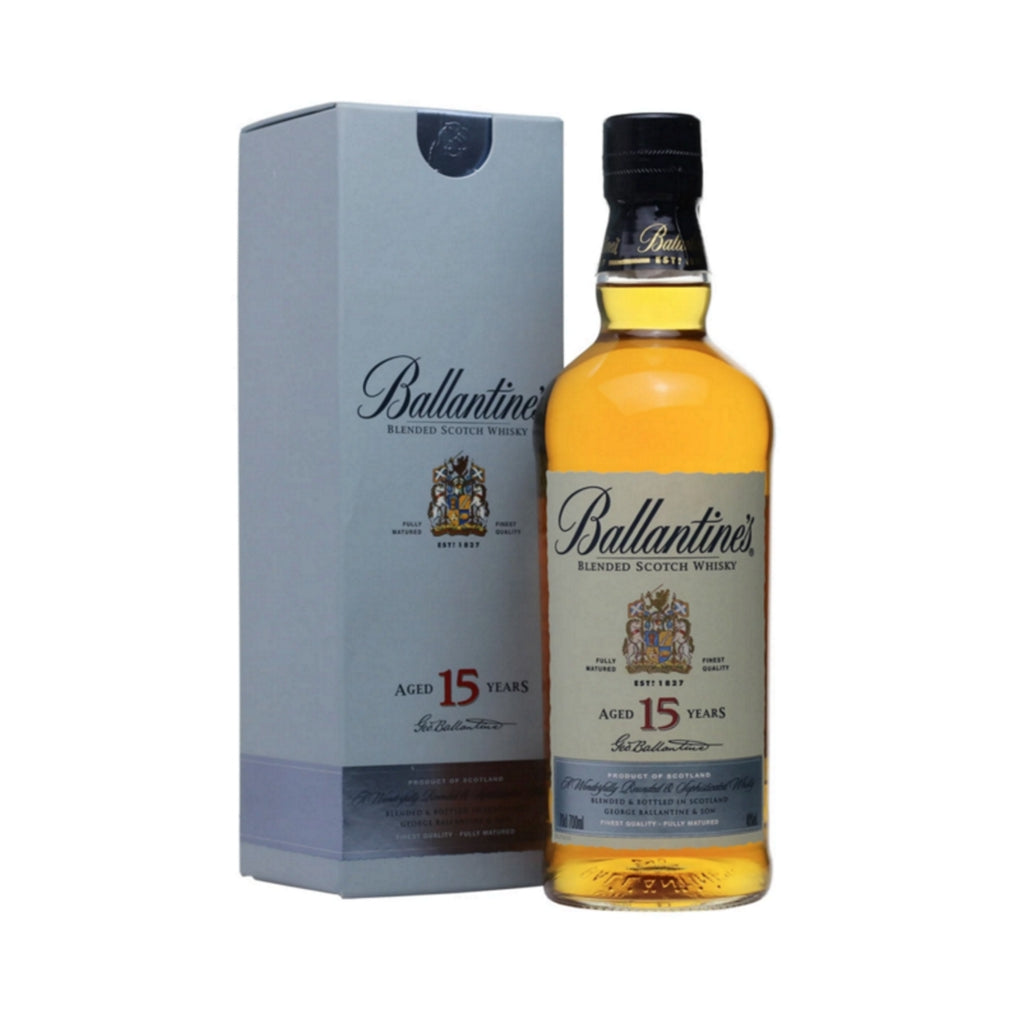 Ballantines 15 Year Old - Blended whisky