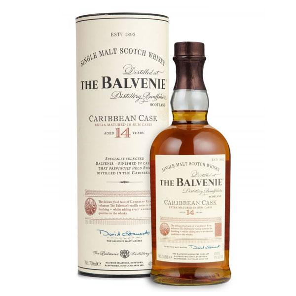 Balvenie 14 Year Old Carribean Cask
