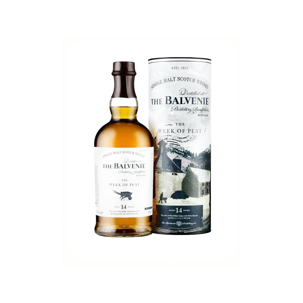 The Balvenie - The Week of Peat 14 Year Old 700ml