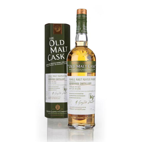 Hunter Laing Old Malt Cask Benrinnes 19 Year Old