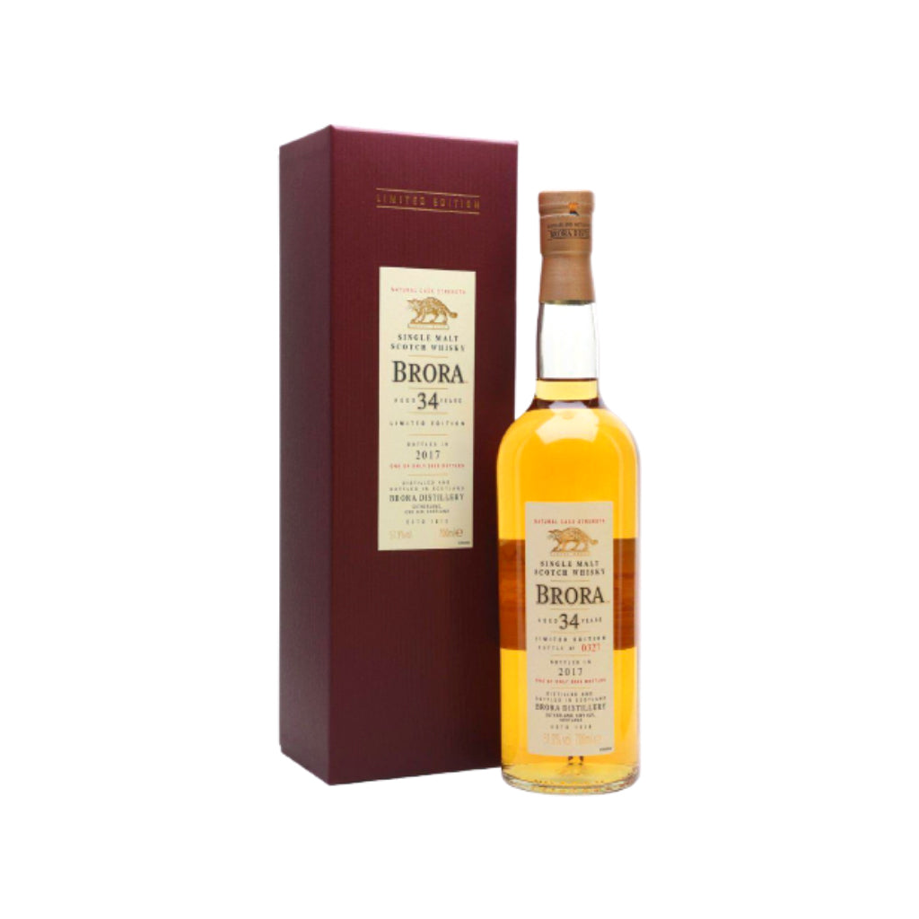Brora 34 year old 700ml