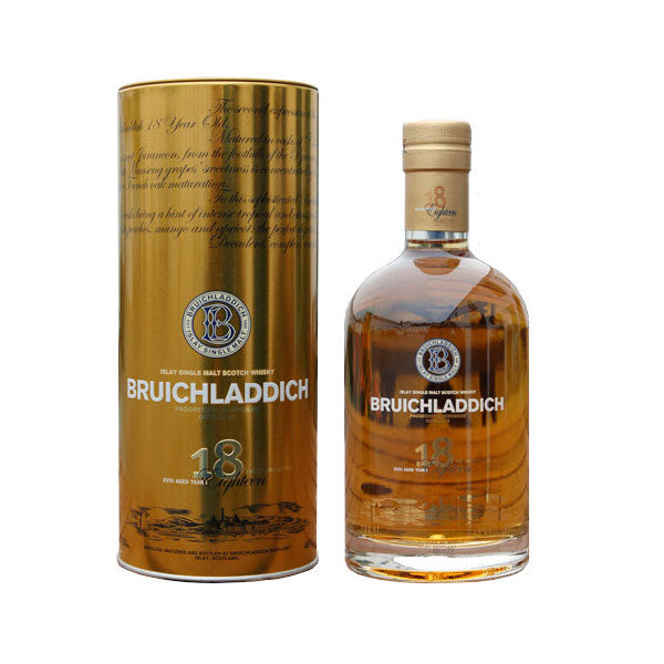 Bruichladdich Clos Uroulat French Cask From Jurancon 18 Year Old