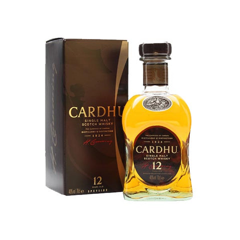 Cardhu 12 Year Old