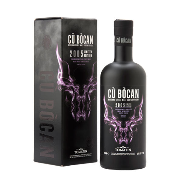 TOMATIN CU BOCAN 2005 Limited Edition