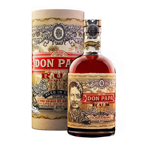 Don Papa 7 Year Old