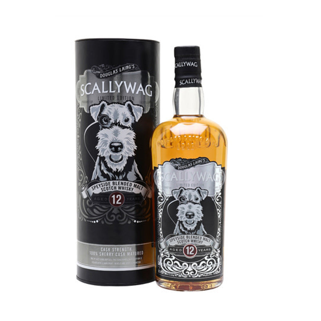 Douglas Laing - Scallywag 12 Year Old cask strength (Limited Edition) 100% Sherry 70cl