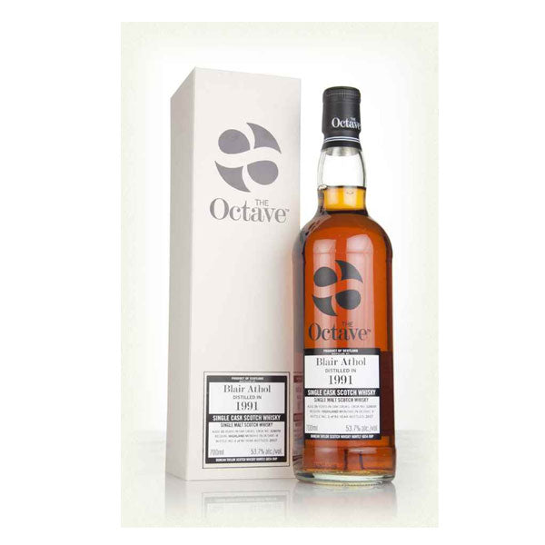 Duncan Taylor Octave Series - Blair Athol 25 Year Old Vintage 1991