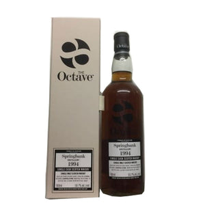Duncan Taylor Octave Series Springbank 22 Year Old Vintage 1994