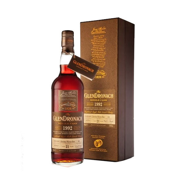 Glendronach 25 Year Old - Vintage 1992