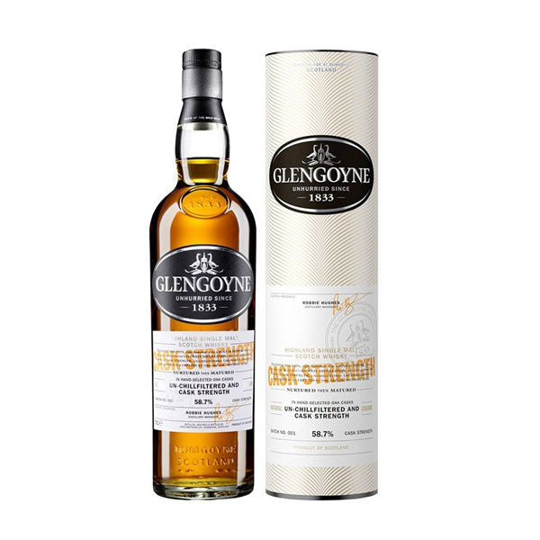 Glengoyne Cask Strength - batch 004