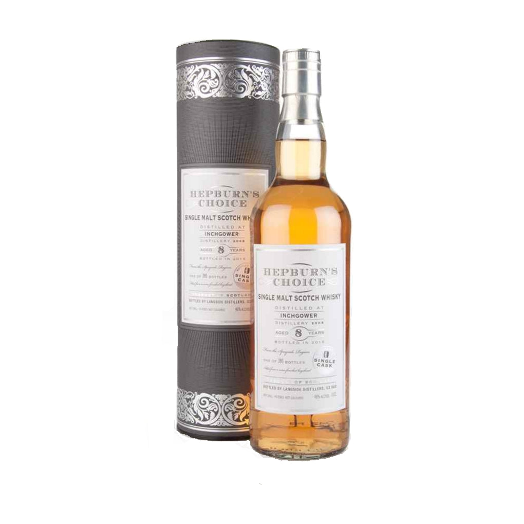 Hepburn's Choice - Inchgower 8 Year Old 700ml