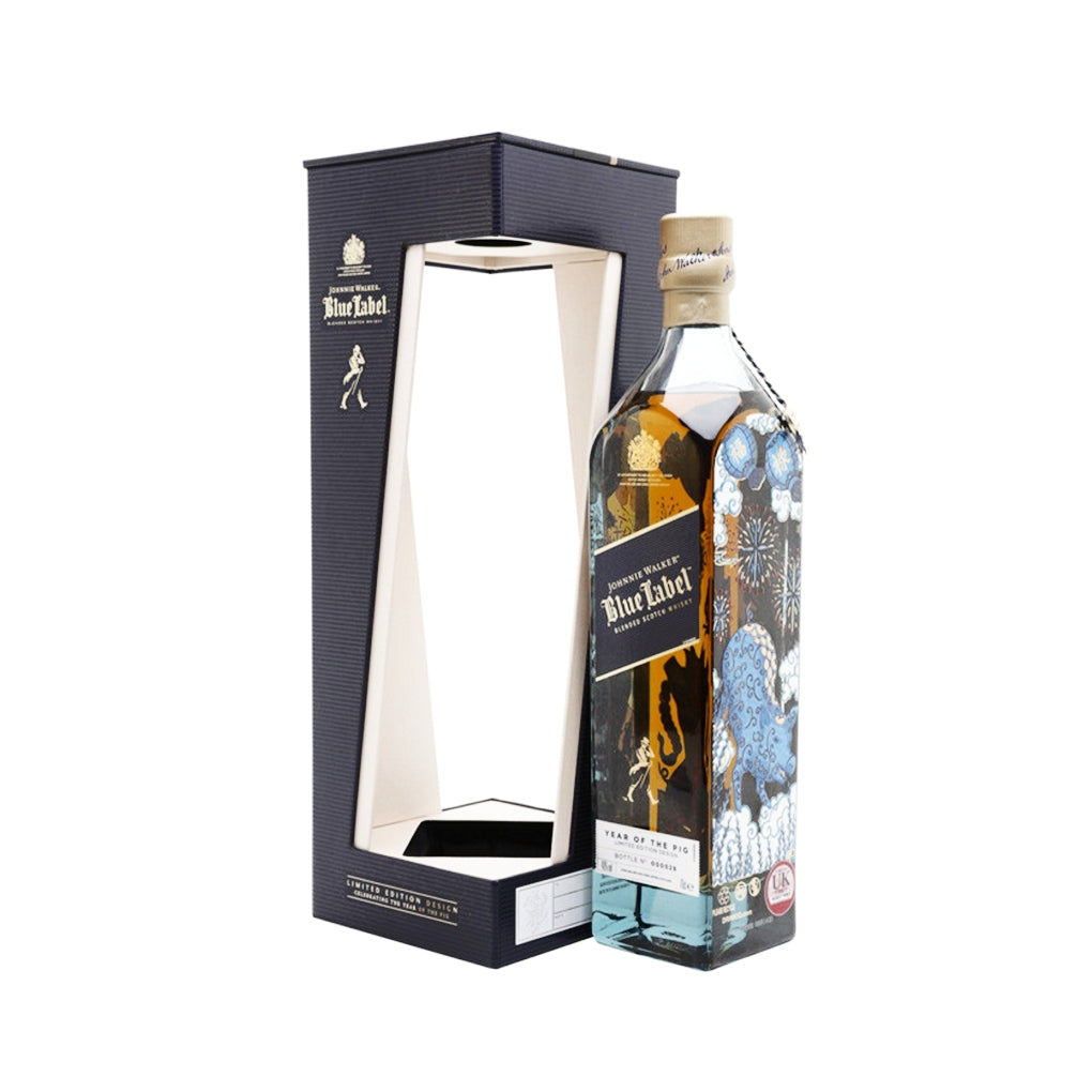 Johnnie Walker Blue Label - Year of the Pig 75cl