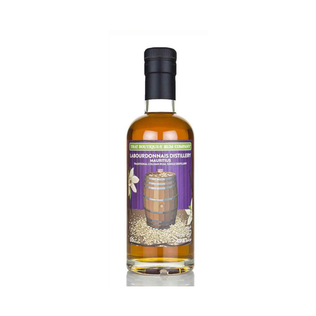 Labourdonnais 5 Year Old - That Boutique-y Rum Company 500ml