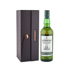 Laphroaig 25 Years-2012 Edition